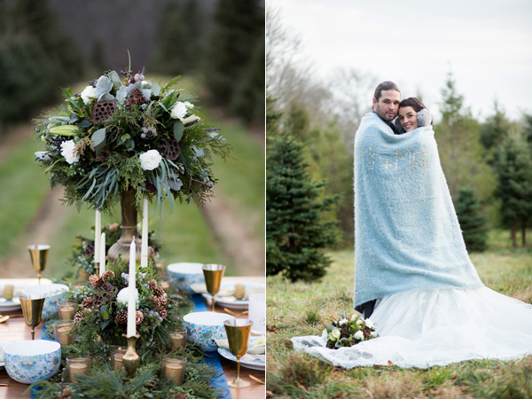 Sweet Deets Events Winter Inspiration Shoot