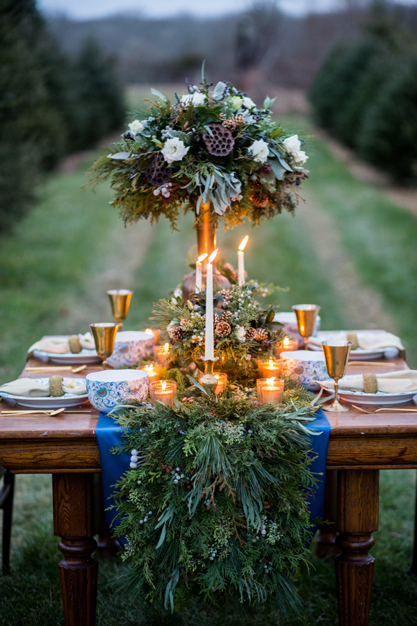 Sweet Deets Events Winter Inspiration
